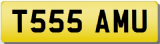 SAM  U Private Cherished Number Plate SAM SAMANTHA SAMI SAMSON SAMMY SAMUEL